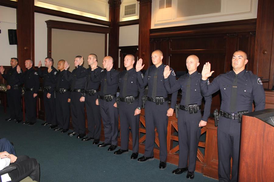 Mission Statement - Miami Metro Police Department